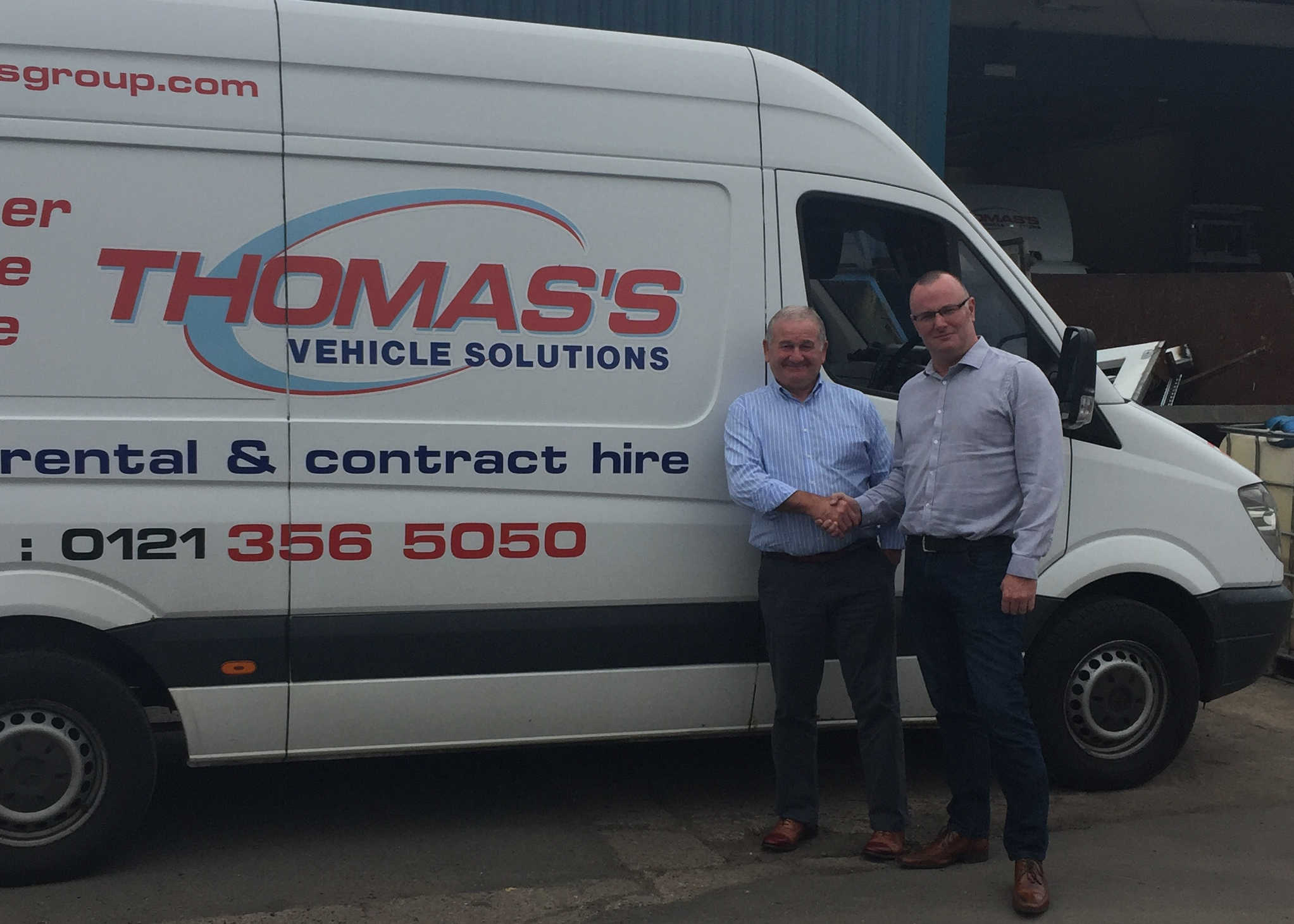 Thomas's Vehicle Solutions